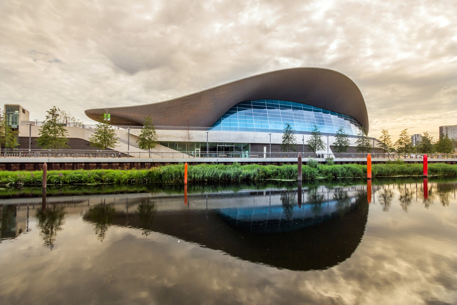 4 Центр водных видов спорта