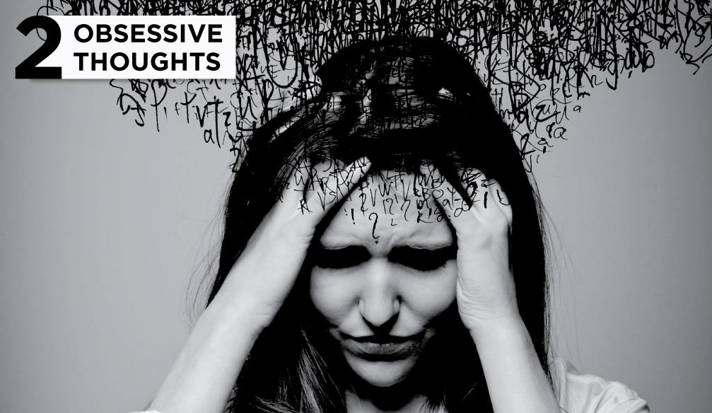 2 мысли Obsessive thoughts