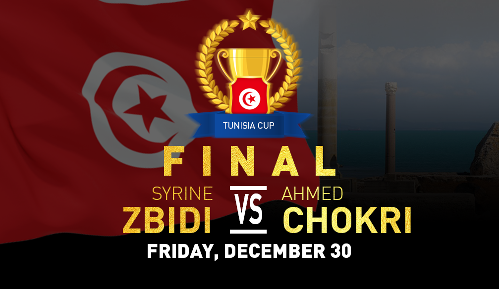 Syrine Zbidi to Have Another Hot Battle in the Final Round