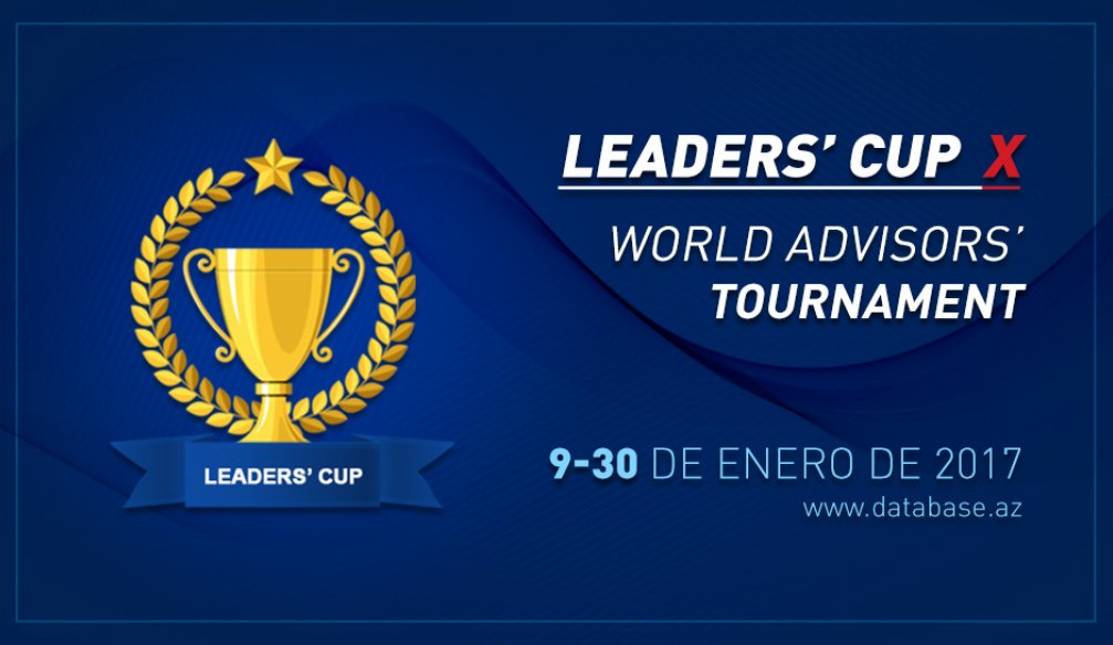"Torneo ""Leaders' Cup X"""
