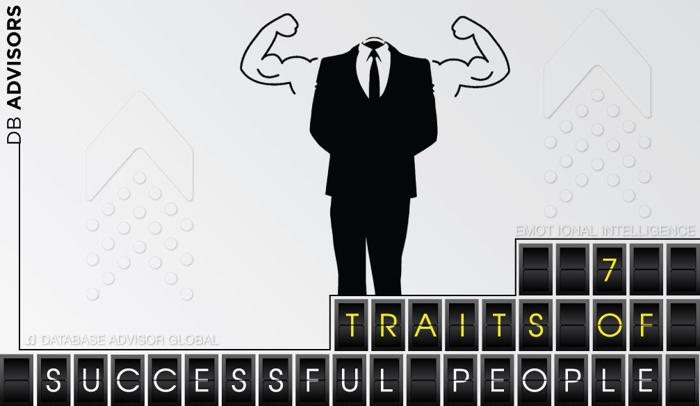 7 traits of successful people
