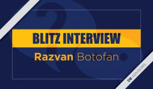 Blitz interview with Razvan Botofan