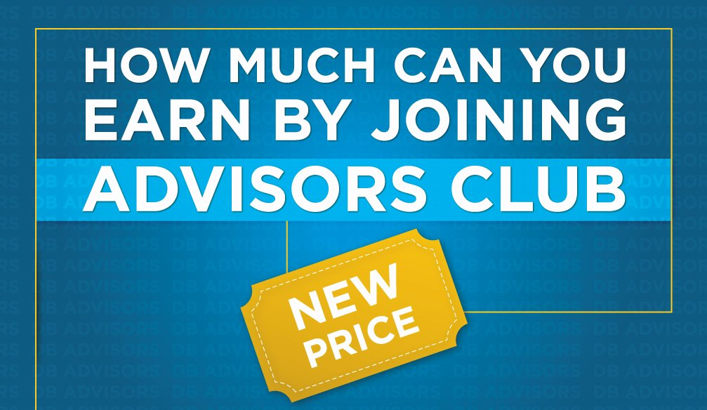 Highest earnings and new price of the club card
