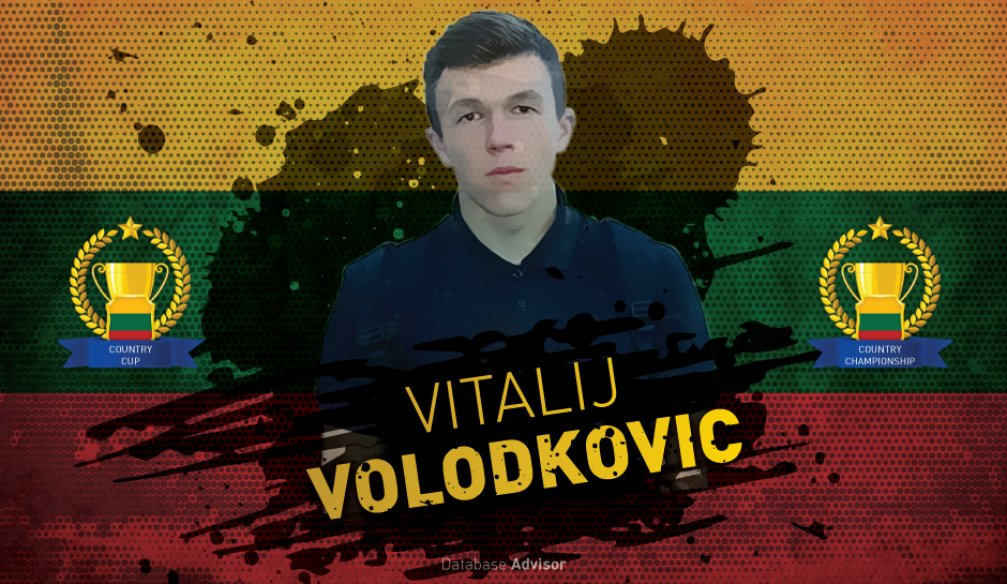 Vitalij Volodkovic Celebrates His First Victory in Six Months