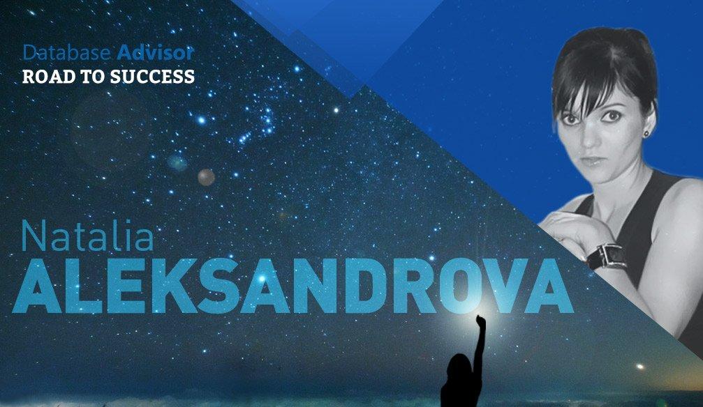 Road to Success – Natalia Aleksandrova