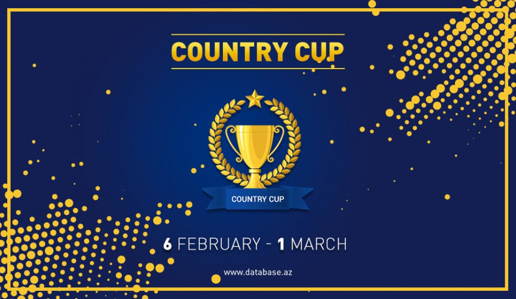 February Country Cup (updated)