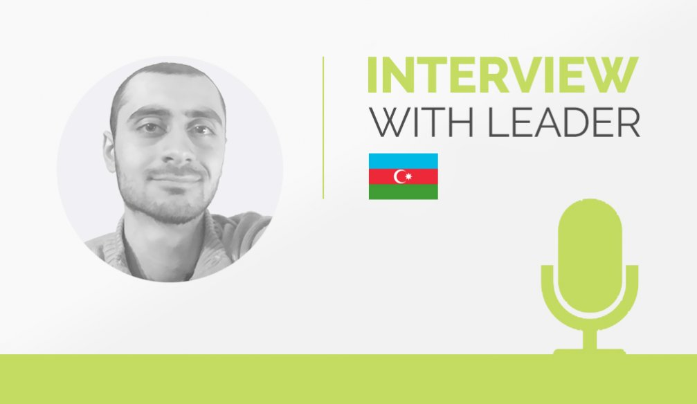 Interview with the Leader - Aydin Nabiyev