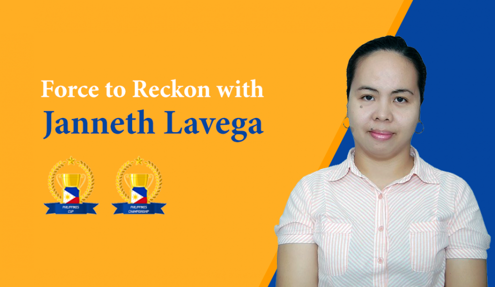 Janneth Lavega Determined to Be More Competitive