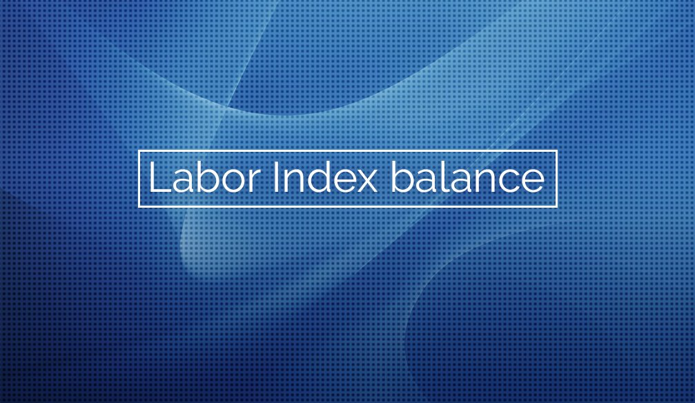Changes in Labor Index Balance