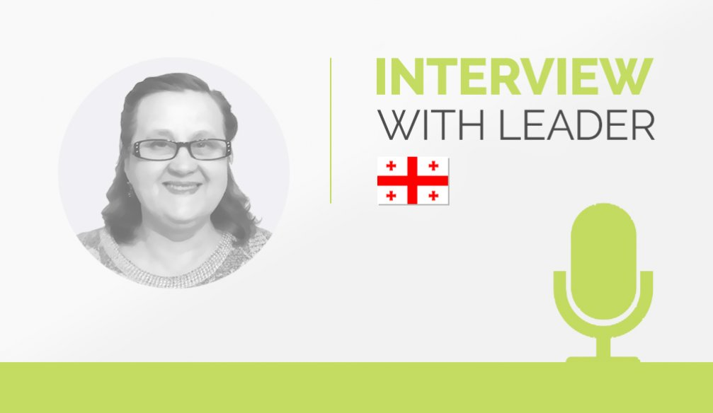 Interview with the Leader – Svetlana Voronkina