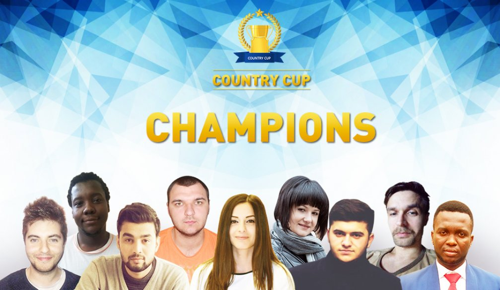 Итоги Country Cup за март
