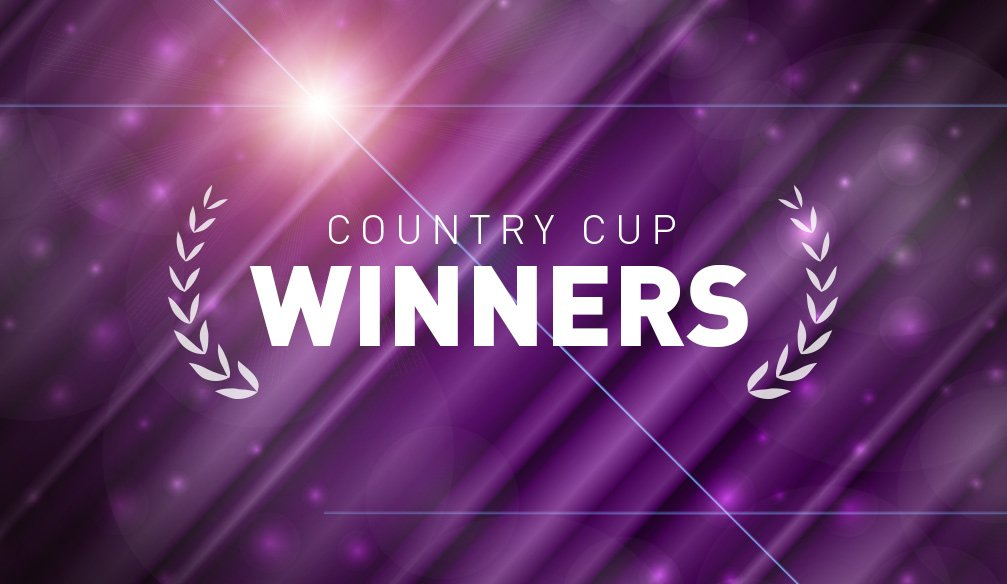 April Country Cup Results
