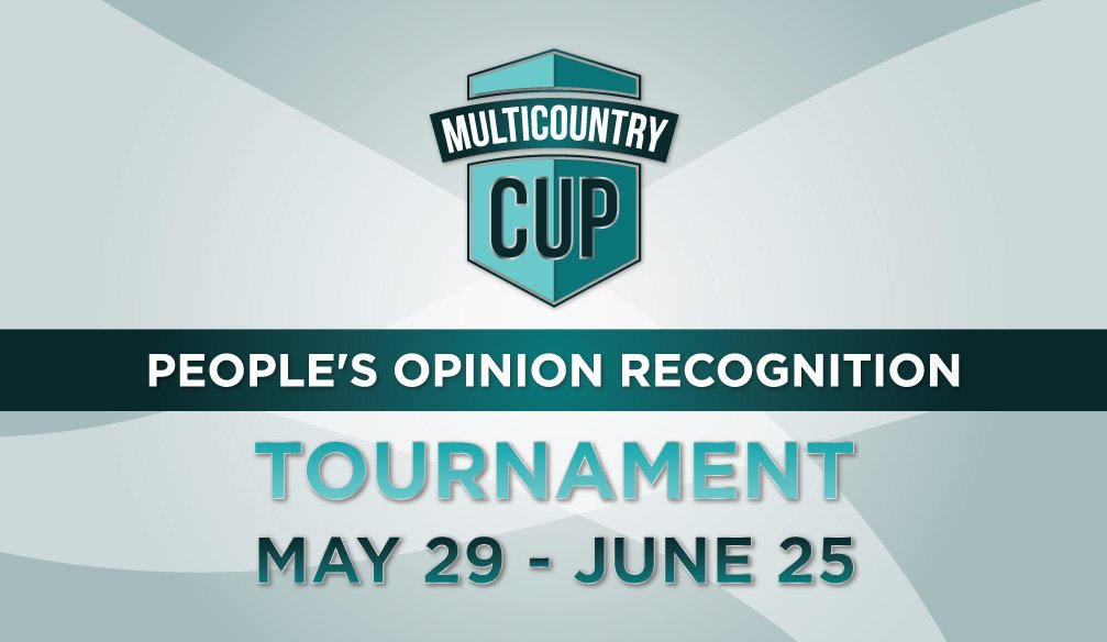 Multicountry Cup tournament has started