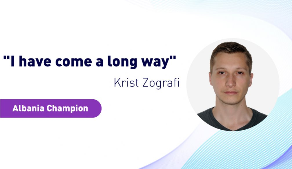 "Krist Zografi: ""Achievements are a Part of Life"""