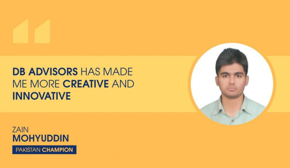 Zain Mohyuddin – Happy With His Life