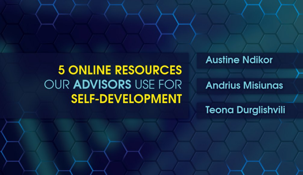 DB Advisors Leaders Choose: Online Resources For Personal Development
