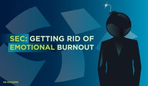 Say NO to burnout at work!