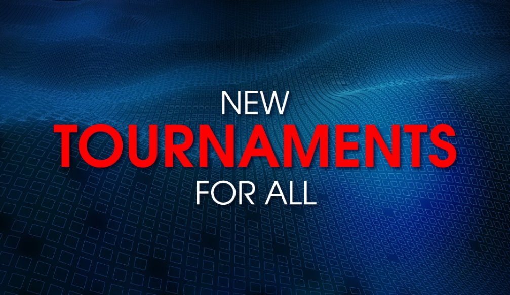We Are Launching New Tournaments: Advisors Cup and Advisors Championship