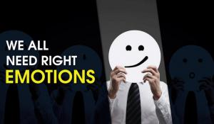 Which emotions are better: Good, bad or the right ones?