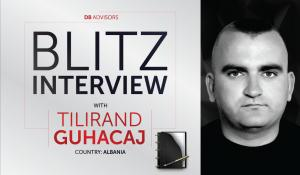 Blitz interview with Tilirand Guhacaj