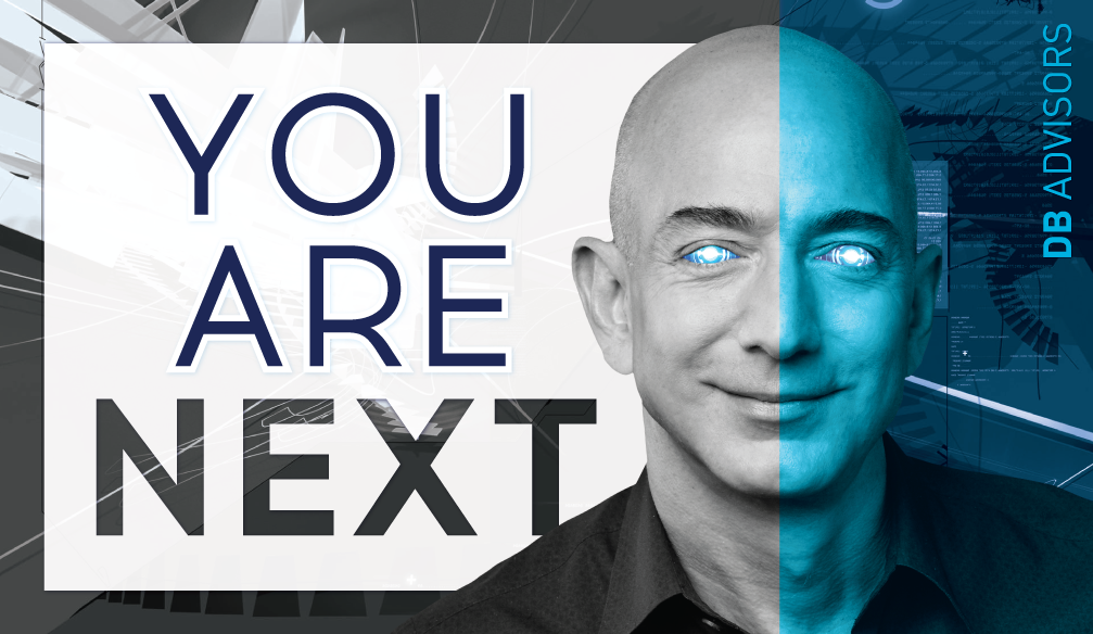 Jeff Bezos. The Master of Automation