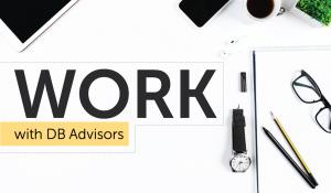 DB Advisors is looking for new employees