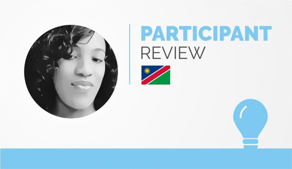 Participant Review – Jane Chukwu