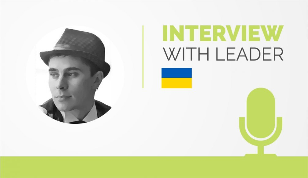Interview with the Leader – Roman Gubanov