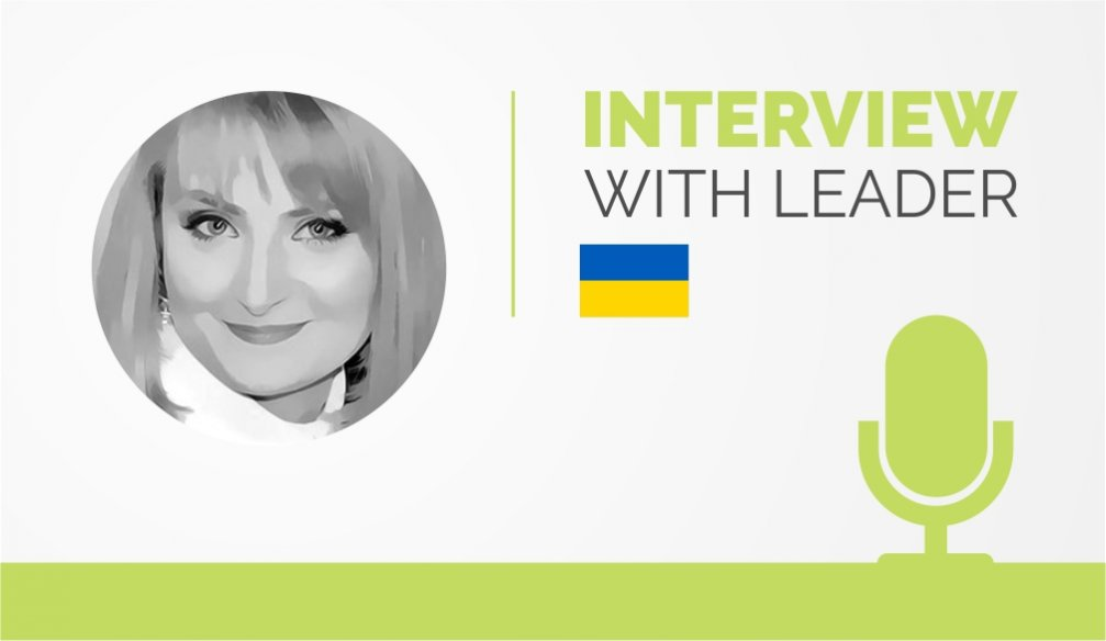 Interview with the Leader – Maria Servachak