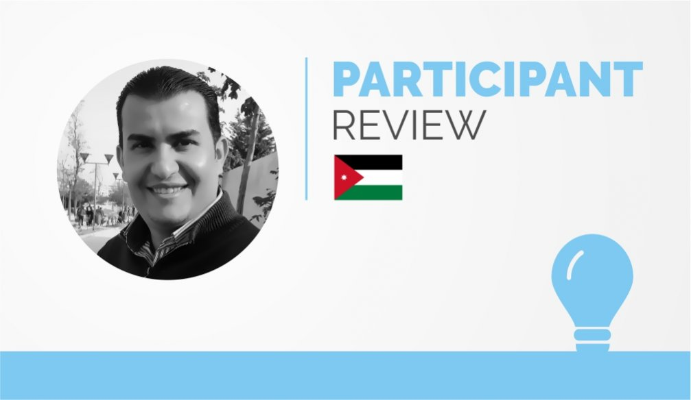 Participant Review – Mohammad Albasaitah