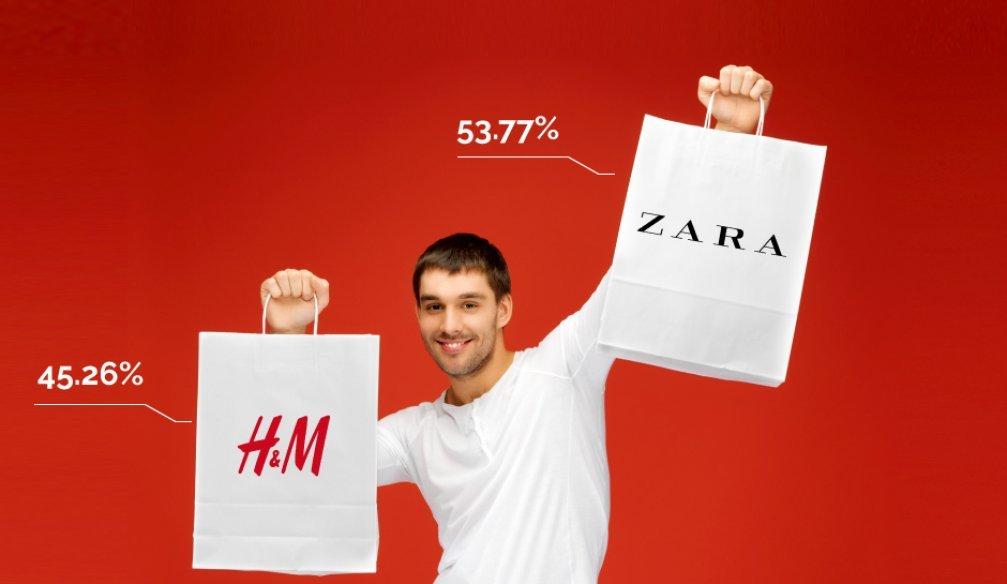 Men's Choice: ZARA or H&M