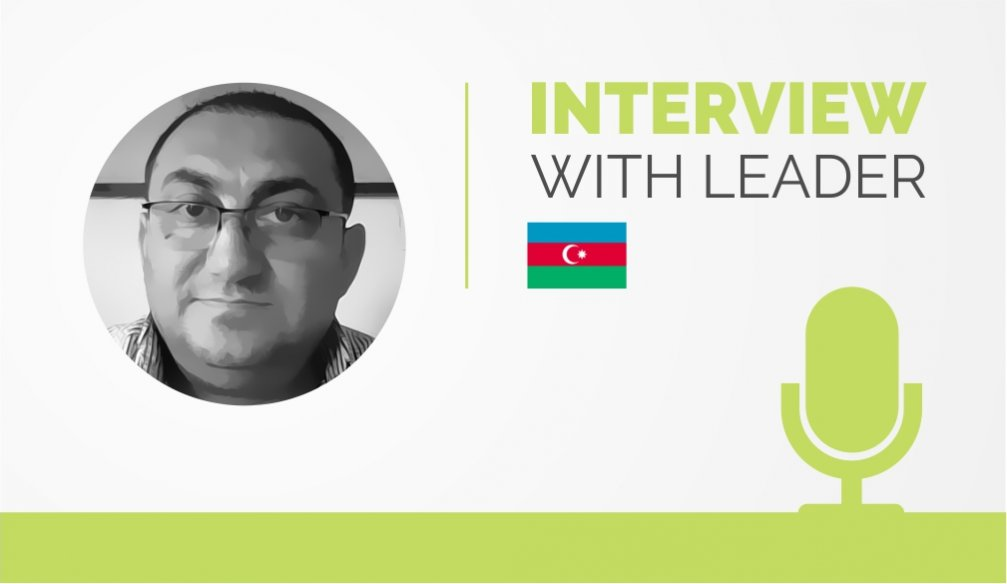 Interview with the Leader – Igrar Mammadov