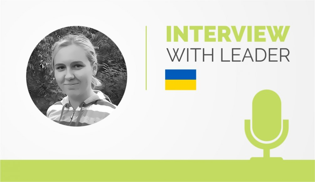 Interview with the Leader – Irina Titarenko
