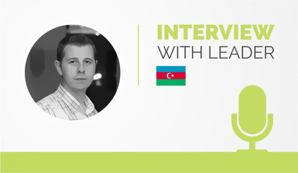 Interview with Leader – Sergey Firstov