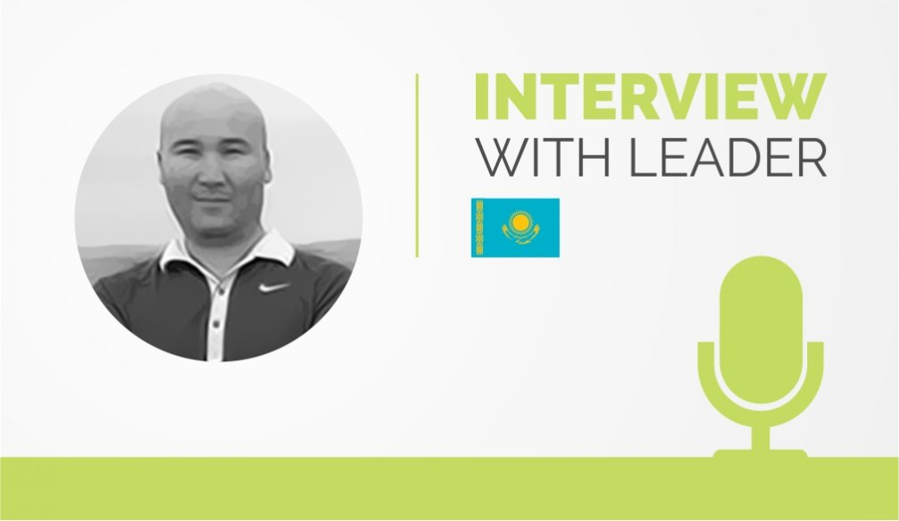 Interview with Leader – Askat Mussin