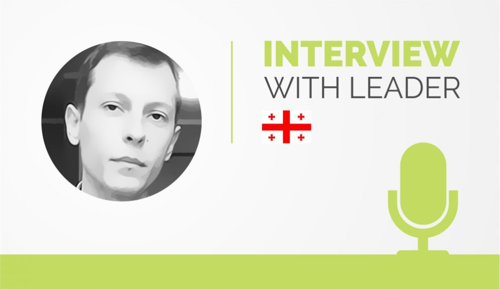Interview with Leader - Dmitry Kozlov