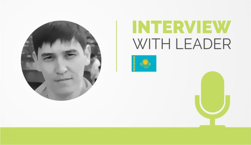 Interview with the Leader – Rinat Khassanov