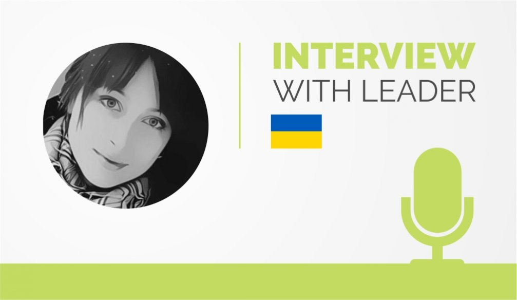 Interview with the Leader – Olga Frolova
