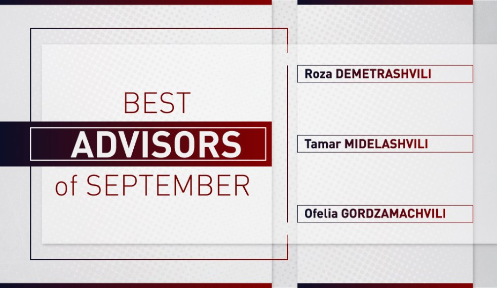 Winners of September Advisors Marathon