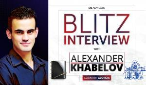 Blitz Interview with Alexander Khabelov