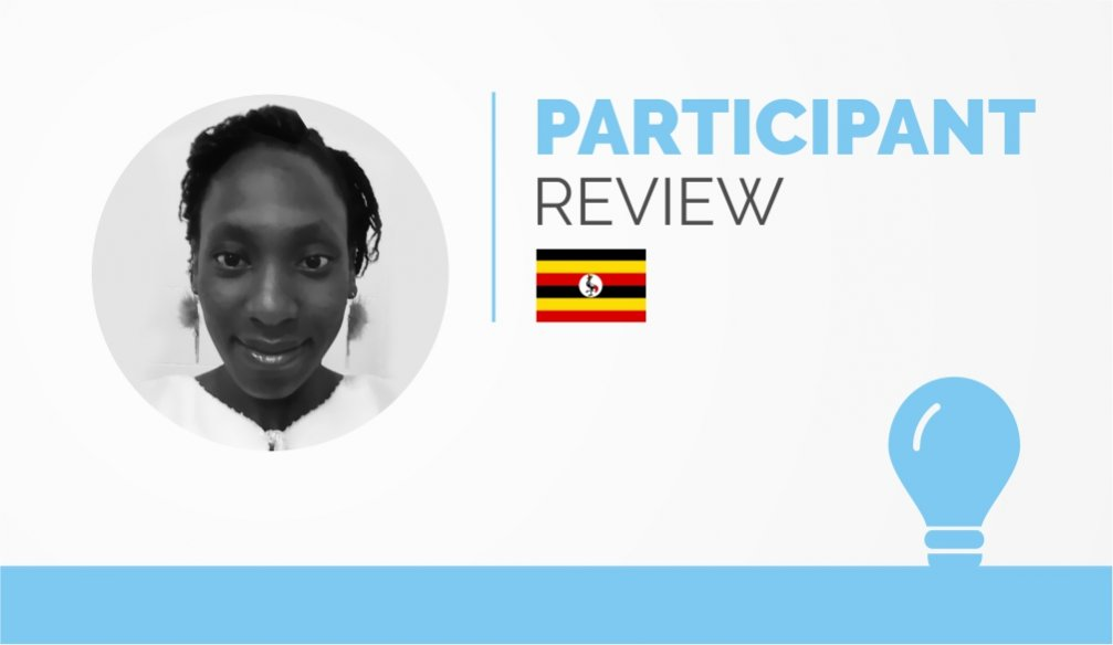 Participant Review – Liz Nabacwa