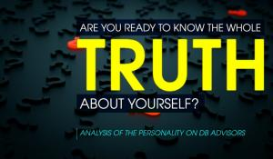 KNOW YOURSELF: Results and practical decisions