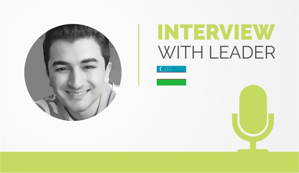 Interview with the Leader – Elshan Shihiev
