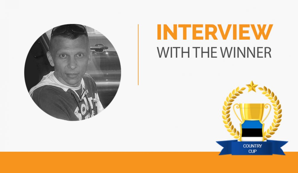 Interview with the Winner – Aleksei Aleksandrov