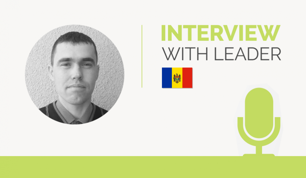 Interview with the Leader – Alexandr Vicolov