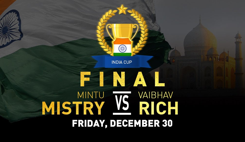 Vaibhav Rich Reached the Final Easily and Head-to-Head with the Last Champion