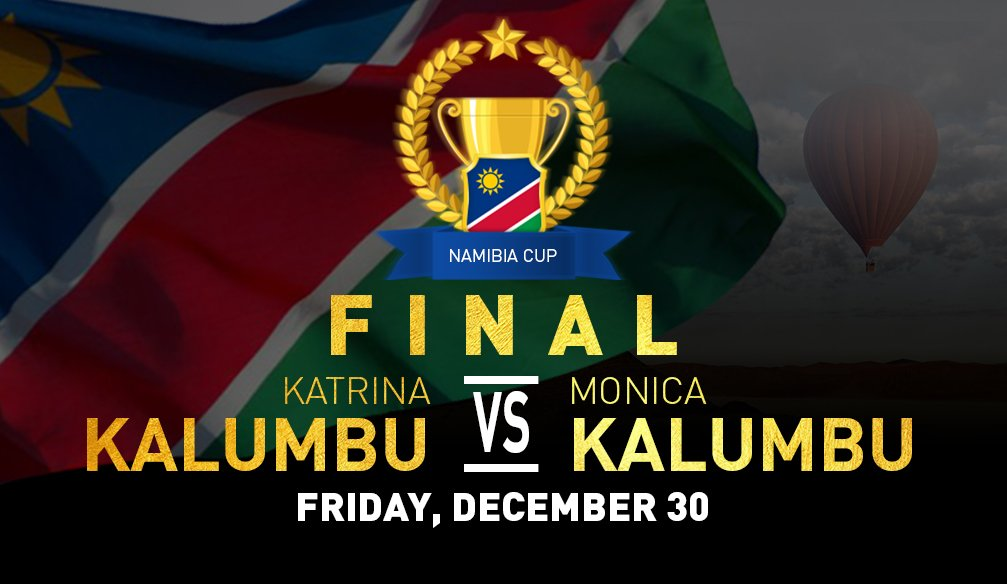 Kalumbu to Define the Strongest in the Namibia Cup