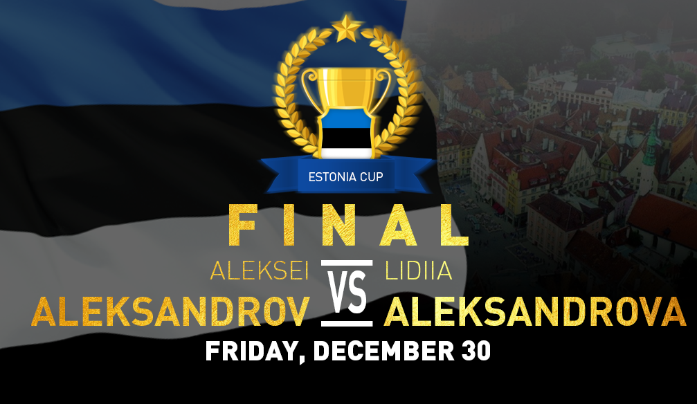 Two Strongest Competitors Fight for Estonia Cup in the Final
