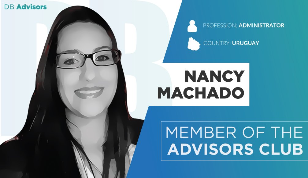 Interview with the member of Advisors Club from Uruguay