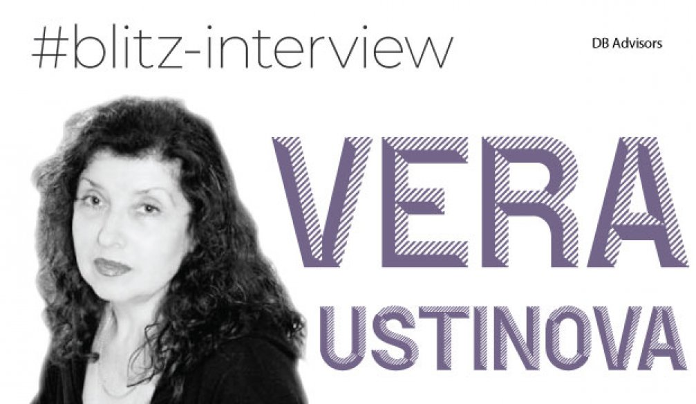 A short Interview with Vera Ustinova